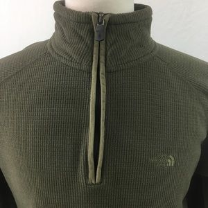 The North Face Sweaters - The North Face Men's Pullover hiking Sweater Med
